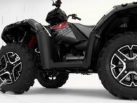 Polaris Sportsman XP 1000 в статике