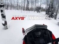 Реклама шасси AXYS от Polaris