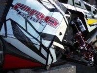 Краткое видео Polaris 800 PRO-RMK 155 Terrain Dominator