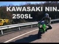 Иностранный тест Kawasaki Ninja 250SL