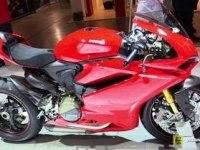 Ducati 1299 Panigale S на выставке