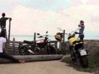 Проморолик Ducati Scrambler