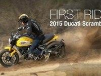 Американский тест Ducati Scrambler Icon