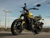 Итальянский тест Ducati Scrambler Icon