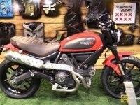 Обзор Ducati Scrambler Icon