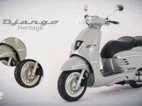 Проморолик Peugeot Django