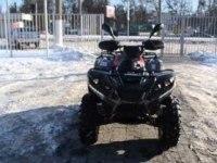 Linhai ATV400 в статике