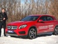Тест-драйв Mercedes GLA-Class