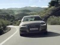 Промо-видео Audi A6