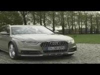 Обзор Audi A6 allroad quattro
