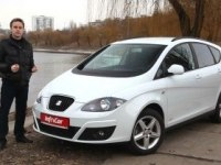 Вторичка: тест Seat Altea XL 2013