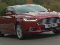 Промо-видео Ford Mondeo Liftback