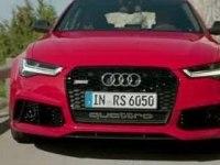 Промо-видео Audi RS6 Avant