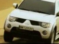 Mitsubishi L200 - европейский рекламный ролик