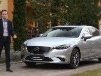 Тест-драйв Mazda 6 2015