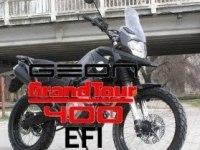 Детальный обзор Geon Grandtour 400 EFI