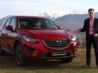 Тест-драйв Mazda CX-5 2015