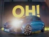Реклама Opel Corsa OPC
