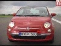Видео обзор Fiat 500