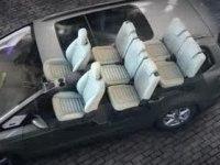 Интерьер Ford Galaxy