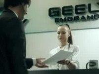 Реклама Geely SL