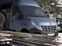Промо-видео Renault Master