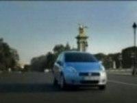 Рекламный ролик Fiat Grande Punto