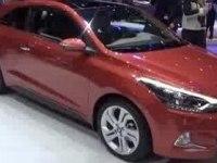 Презентация Hyundai i20 Coupe