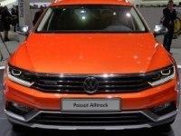 Презентация Volkswagen Passat Alltrack