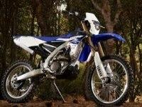 Технические особенности и езда на Yamaha WR250F