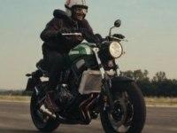 Промовидео Yamaha XSR700