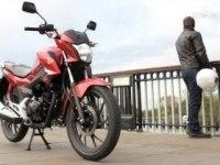 Тест Honda CB125F