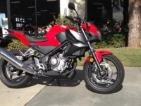 Частный обзор Honda CB300F