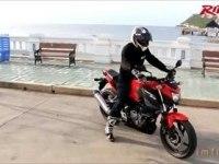 Профессиональный обзор Honda CB300F