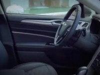 Интерьер Ford Mondeo Vignale