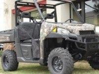 Любительский обзор Polaris Ranger 570 Full-Size