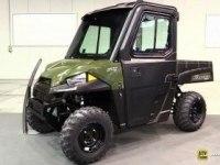 Polaris Ranger ETX на выставке