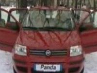 Тест-драйв Fiat Panda