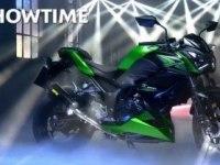 Промовидео Kawasaki Z300