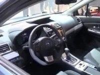 Экстерьер и интерьер Subaru Levorg