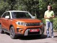 Тест-драйв Suzuki Vitara 2015