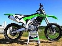 Тест Kawasaki KX450F