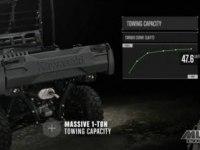 Практические качества Kawasaki Mule PRO-FX