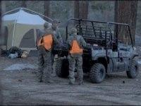 Kawasaki Mule PRO-FXT выбирают опытные охотники