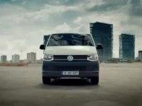 Реклама Volkswagen Transporter