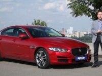 Тест-драйв Jaguar XE