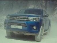 Реклама Toyota Hilux