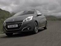 Промо-видео Peugeot 208 GTI