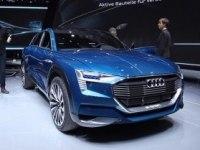 Каким будет Audi Q6? Подробности из Франкфурта