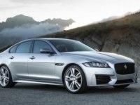 Jaguar XF - первый взгляд